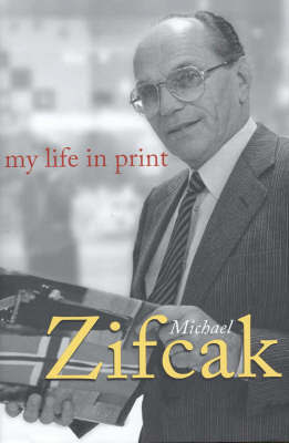 A Life in Print by Michael Zifcak image