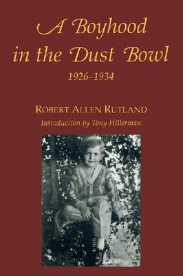 Boyhood in the Dust Bowl, 1926-1934 by Robert Allen Rutland image