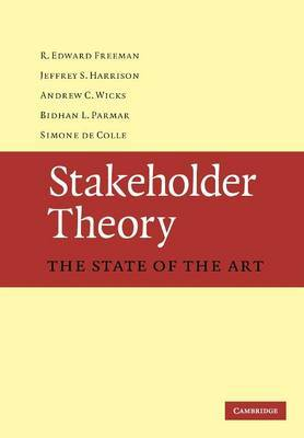 Stakeholder Theory by R. Edward Freeman image