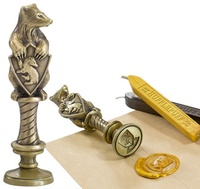 Harry Potter - Hufflepuff Wax Stamp