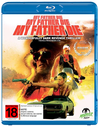 My Father Die on Blu-ray