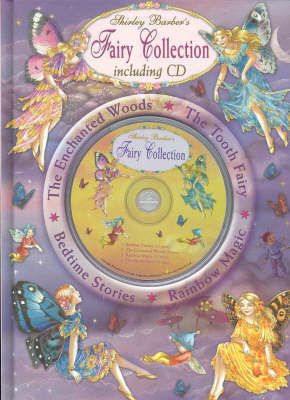 Fairies Collection - Book and CD by Shirley Barber image