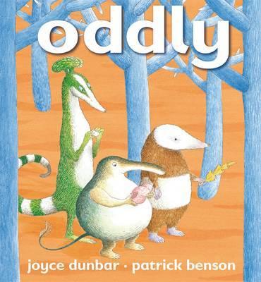 Oddly by Joyce Dunbar