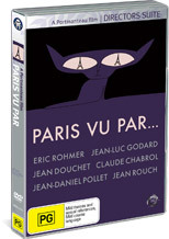 Paris Vu Par on DVD