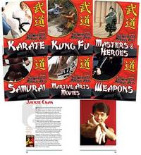 The World of Martial Arts by Jim Ollhoff image