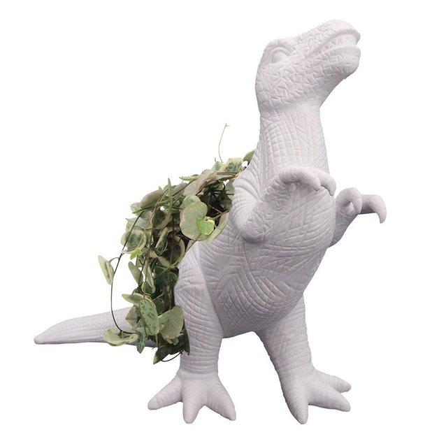 Bitten: T-Rex Planter