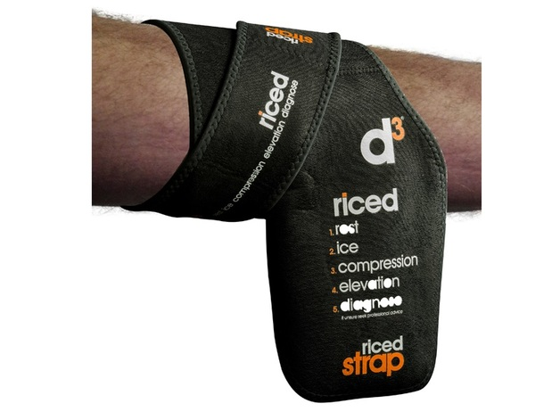 d3 Riced Neoprene Strap
