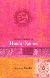 Penguin Book of Hindu Names by Maneka Gandhi image