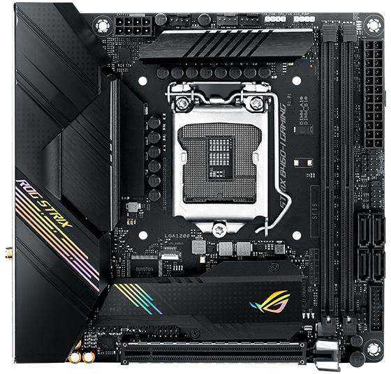 ASUS ROG Strix B460-I Gaming (Wi-Fi) ITX Motherboard