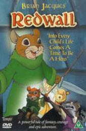 Redwall on DVD