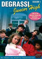 Degrassi Junior High: Season 1 (2 Disc) on DVD