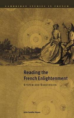 Reading the French Enlightenment by Julie Candler Hayes image