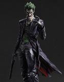 Batman Arkham Origins Play Arts Kai Joker Action Figure