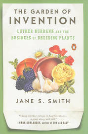 The Garden of Invention by Jane S Smith image