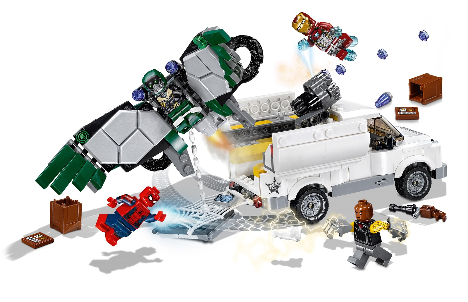 LEGO Super Heroes: Beware the Vulture (76083) image