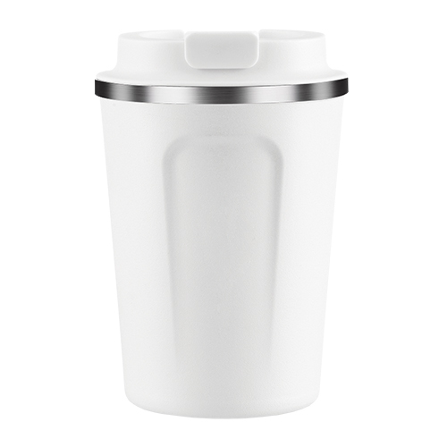 Asobu Cafe Compact Coffee Mug (White) image