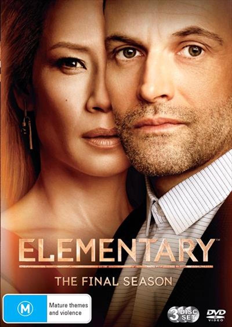 Elementary - Season 7 on DVD image