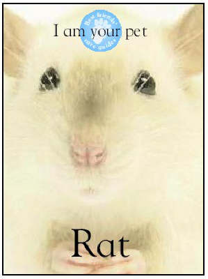 I am Your Pet Rat by Matthew Rayner image