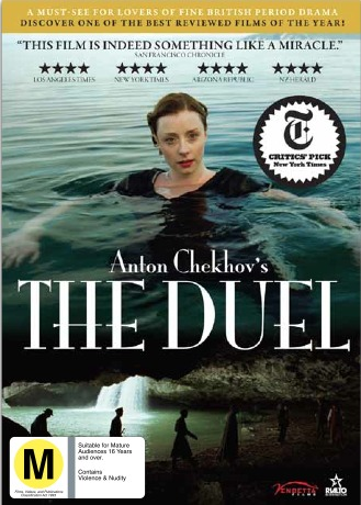 Anton Chekov's The Duel on DVD image
