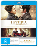 Hysteria on Blu-ray