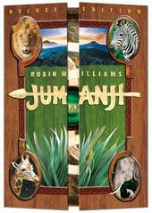 Jumanji - Deluxe Edition on DVD