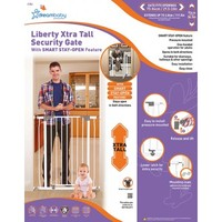 Dreambaby Liberty Tall Security Gate - White image