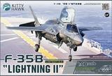 Kitty Hawk Models F-35B Lightning II Version 2.0 1/48 Model Kit