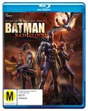 Batman: Bad Blood on Blu-ray