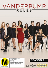 Vanderpump Rules - Season 2 on DVD