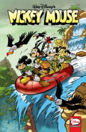 Mickey Mouse Timeless Tales Volume 1 by Giorgio Cavazzano