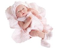 Doll - New Born Pink Vinyl Girl