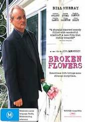 Broken Flowers on DVD