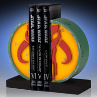 Star Wars - Mandalorian Bookends
