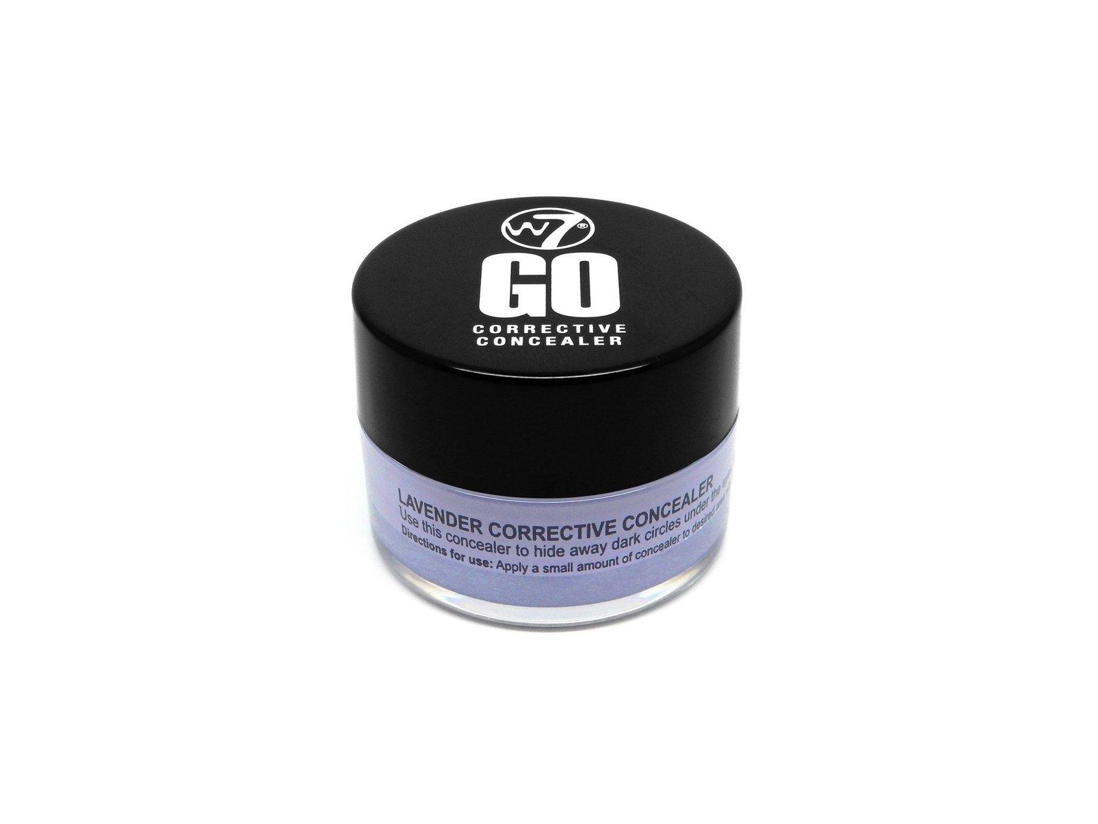 W7 Go Corrective Concealer (Lavender) image