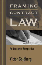 Framing Contract Law by Victor Goldberg image