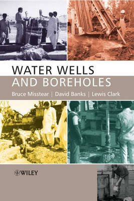 Water Wells and Boreholes by Bruce Misstear image
