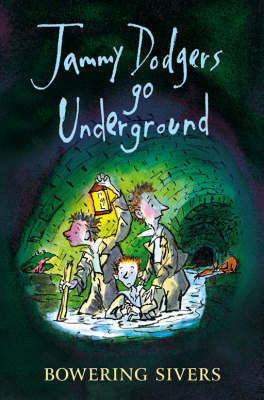 Jammy Dodgers Go Underground by Bowering Sivers
