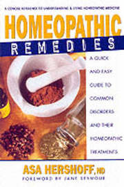 Homeopathic Remedies by Asa Hershoff image