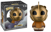 Rocketeer - Dorbz Vinyl Figure (with a chance for a Chase version!)