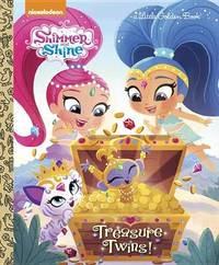 Treasure Twins! (Shimmer and Shine) by Mary Tillworth