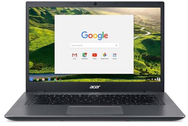 "Acer CP5-471 Chromebook 14"" Intel Celeron 3855U 1.6GHz 4GB"