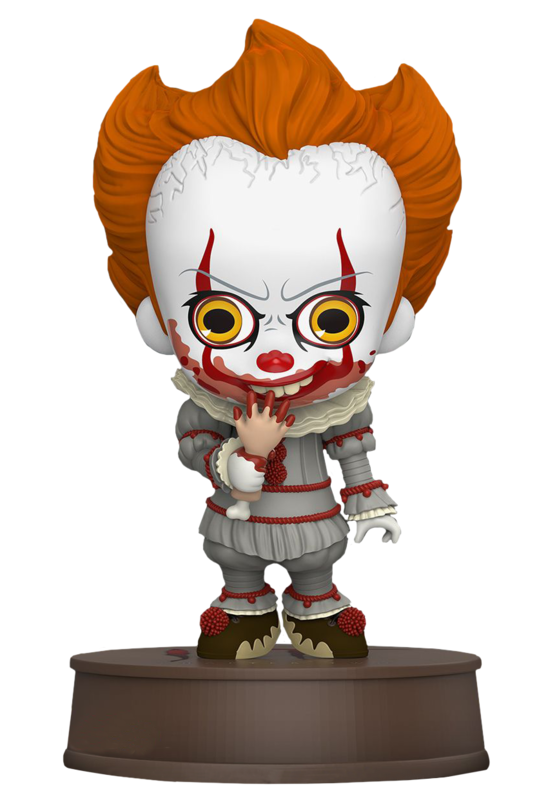 It: Chapter 2 - Pennywise (with Broken Arm) Cosbaby Figure