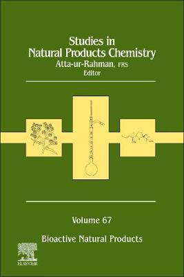 Studies in Natural Products Chemistry: Volume 67