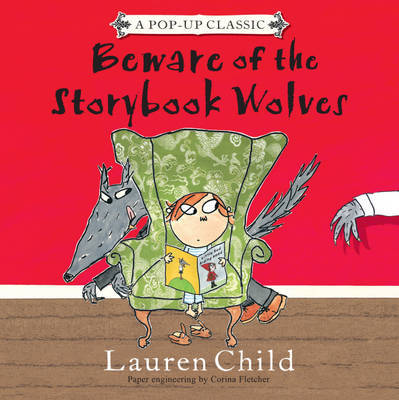 Beware of the Storybook Wolves by Lauren Child image