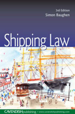 Shipping Law by Simon Baughen image
