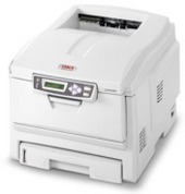 Oki Colour Laser Printer A4 C5250N