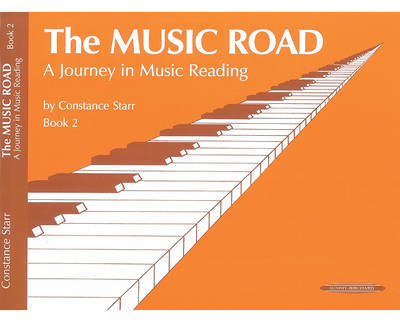 The Music Road, Bk 2 by Constance Starr image