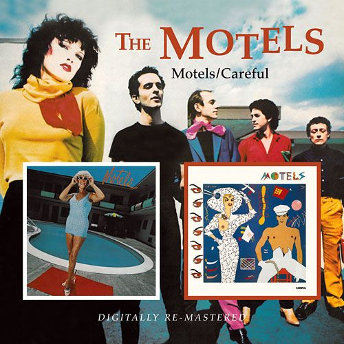 Motels / Careful (2 On one) by The Motels