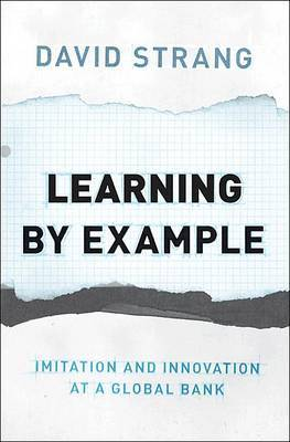 Learning by Example by David Strang