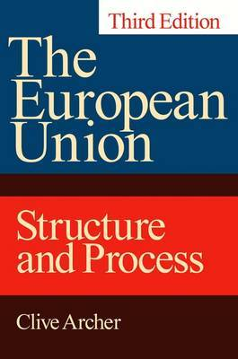 The European Union by Clive Archer image